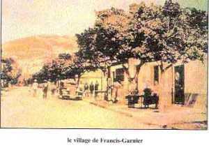 FRANCIS-GARNIER le rue PRINCIPALE