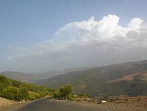 la Route de Beni-Haoua