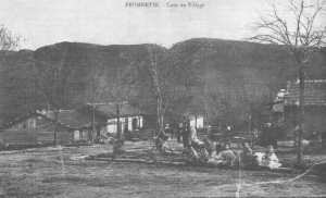 FROMENTIN le Village