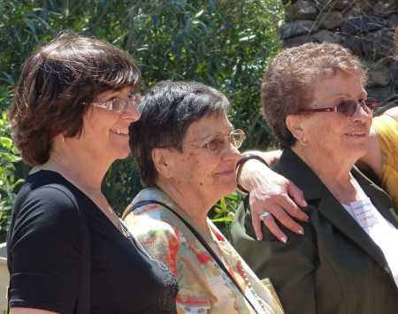 Marcelle, lucienne et Georgette ROSTOLL