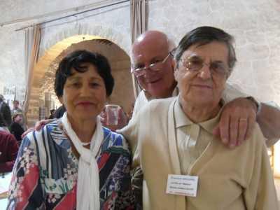 Marcienne ESPI Albert GUYET Francine XICLUNA