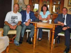 2009  Alain GABET Jean-Marie WERY Annie GABET Daniel WERY