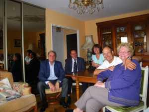 2009 - RUEIL MALMAISON  Jean-Marie WERY Daniel WERRY Annie GABET Alain GABET Rosette WERY