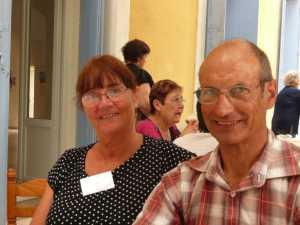 Annie et Alain GABET LA VIERE 2009