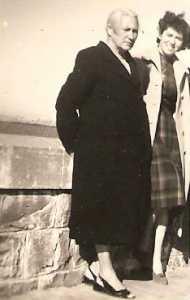 Marie GARCIA et Paulette GOELZER