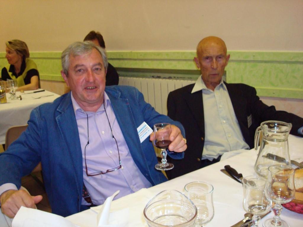 PINET 2008 ---- Bernard GARRISSON Roger GASSIER