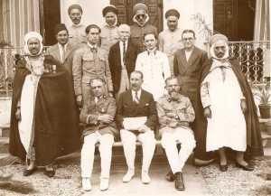 Photo de 1930 ---- La Commune Mixte