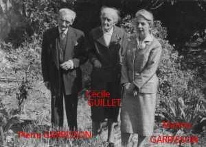 Familles GARRISSON / GUILLET
