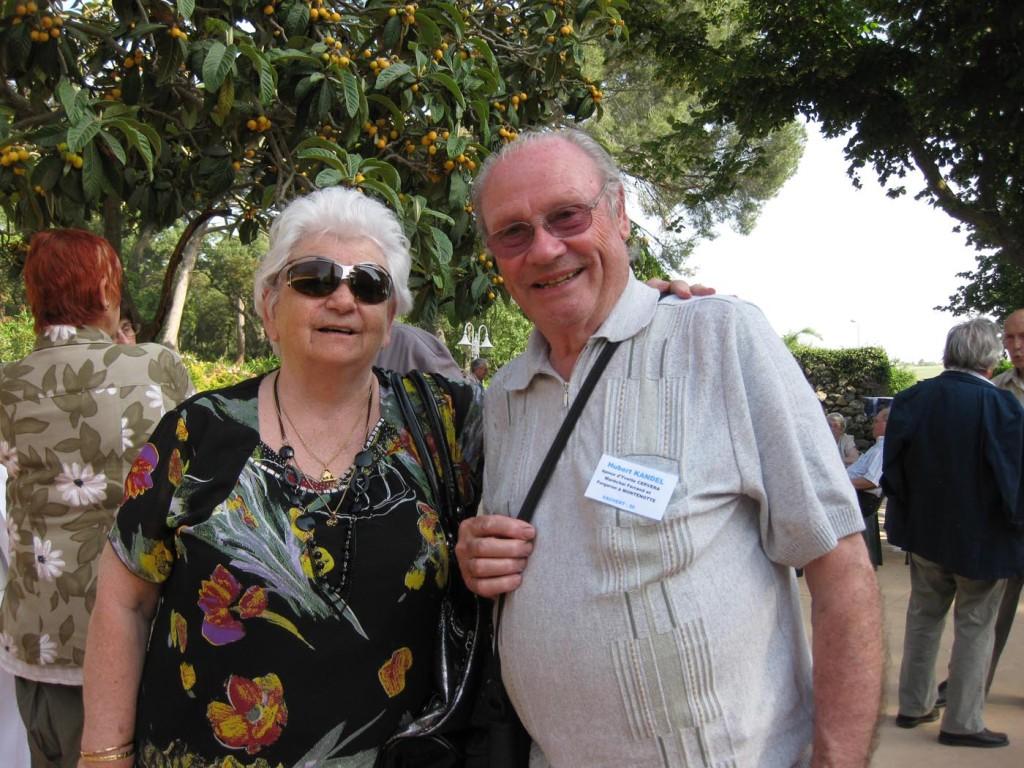 Liliane DUVAL et Hubert KANDEL