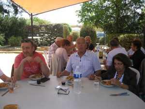 LA VIERE 2012 ---- Famille GIMENEZ Pierre GIMENEZ Lydia GIMENEZ