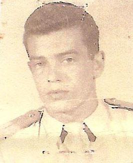 Pierre GIMENEZ 1954 - 18 ans Ecole Militaire de Cherchell
