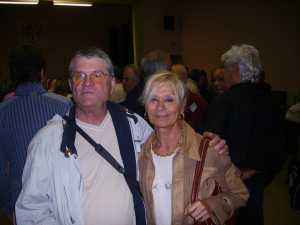 Jean Charles HUBERT et sa soeur Marie Jo...