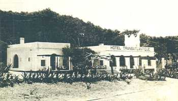TENES - L'HOTEL TRANSATLANTIQUE