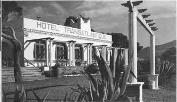 l'Hotel Transatlantique Architecte : Jacques GUIAUCHAIN