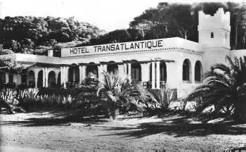l'Hotel TRANSATLANTIQUE