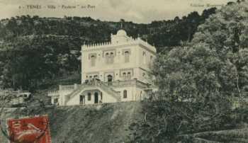 la Villa Pauline ---- les rendez vous galants ...
