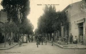 Photo-titre pour cet album: La rue des FRERES JANER