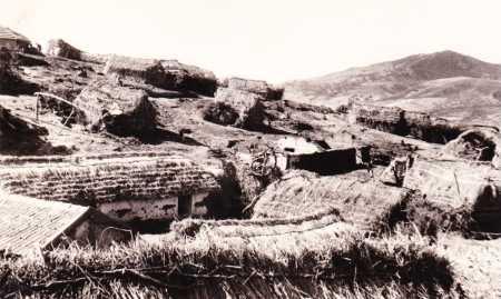 BORDJ BAACH avant le regroupement des populations environnantes