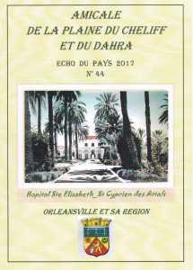Amicale de la Plaine du Cheliff et du Dahra