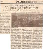 TENES Juin 1993