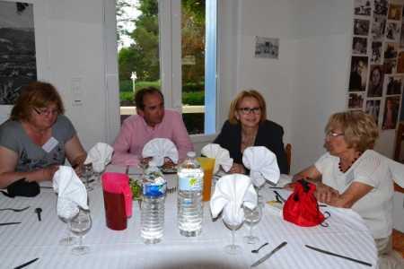 Marie-Paule CARTEAUX Franck KHALIFA Muriel COURTADON Suzy KHALIFA