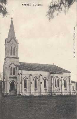 KHERBA - L'Eglise
