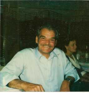 Roland LACURIE ---- Retrouvailles de 1984