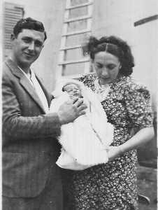 1938 Marius LANGENDORF Marc LANGENDORF (13 jours) Lucienne LANGENDORF