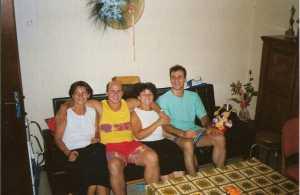 les 4 enfants de  Marc LANGENDORF et Anielka ROMEI : ---- Odile LANGENDORF Jean-Luc LANGENDORF Fabienne LANGENDORF Denis LANGENDORF