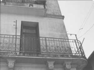 1958  BELCOURT Rue Francis SARCEY habitation de la famille LASSUS