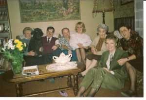 1991 - St LARY ----- Familles  : XICLUNA MANSION LASSUS ENGASSER