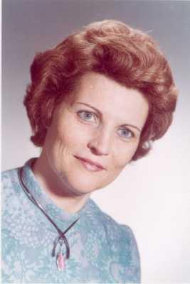 Olga PEREZ  Epouse DEJOUANY ----   FAMILLE PEREZ