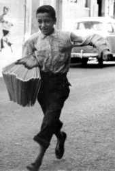 un Vendeur de Journaux