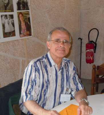 Roger BAILLY Epoux de Simone PEREZ