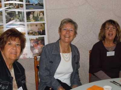 Angela WERY, Christiane CAMILLERI, Danielle MANSION