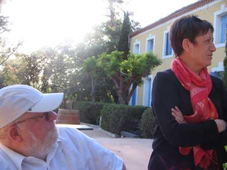 Jean-Claude et Yvonne FONTAINE