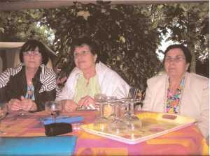 La Yole Famille ROSTOLL Marcelle - Georgette - Lucienne