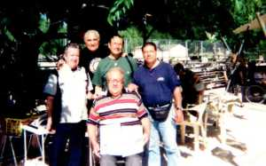 LA YOLE - 1998  ----- Marcel BERGONZOLI GHISS Jacques Jean Paul CAMILLERI Henri LOISON Guy ROSET