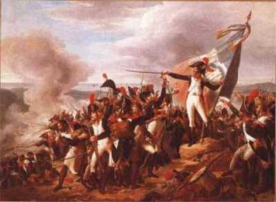 La Bataille de MONTENOTTE - 20 AVRIL 1809