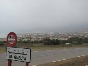 Photo-titre pour cet album: LE GUELTA en 2012  Retour aux sources pour Alain TROFIMOFF