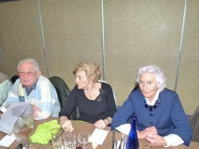Pierre DEJOUANY Olga PEREZ Solange PEREZ