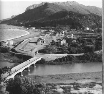 l'oued Allalah vers 1940