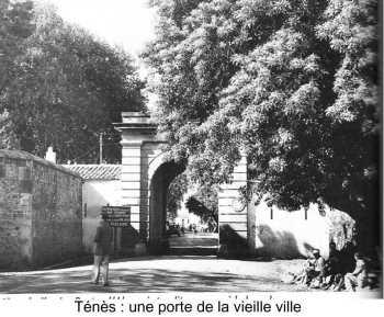 TENES - Porte de Mostaganem