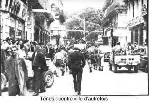 TENES - Centre Ville rue Oudinot
