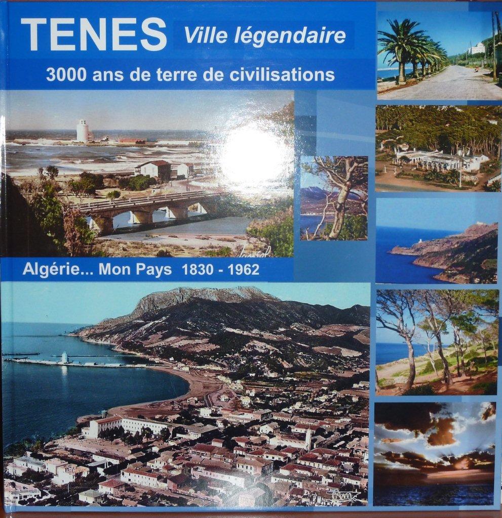 Le Livre de TENES par Alain DI MEGLIO