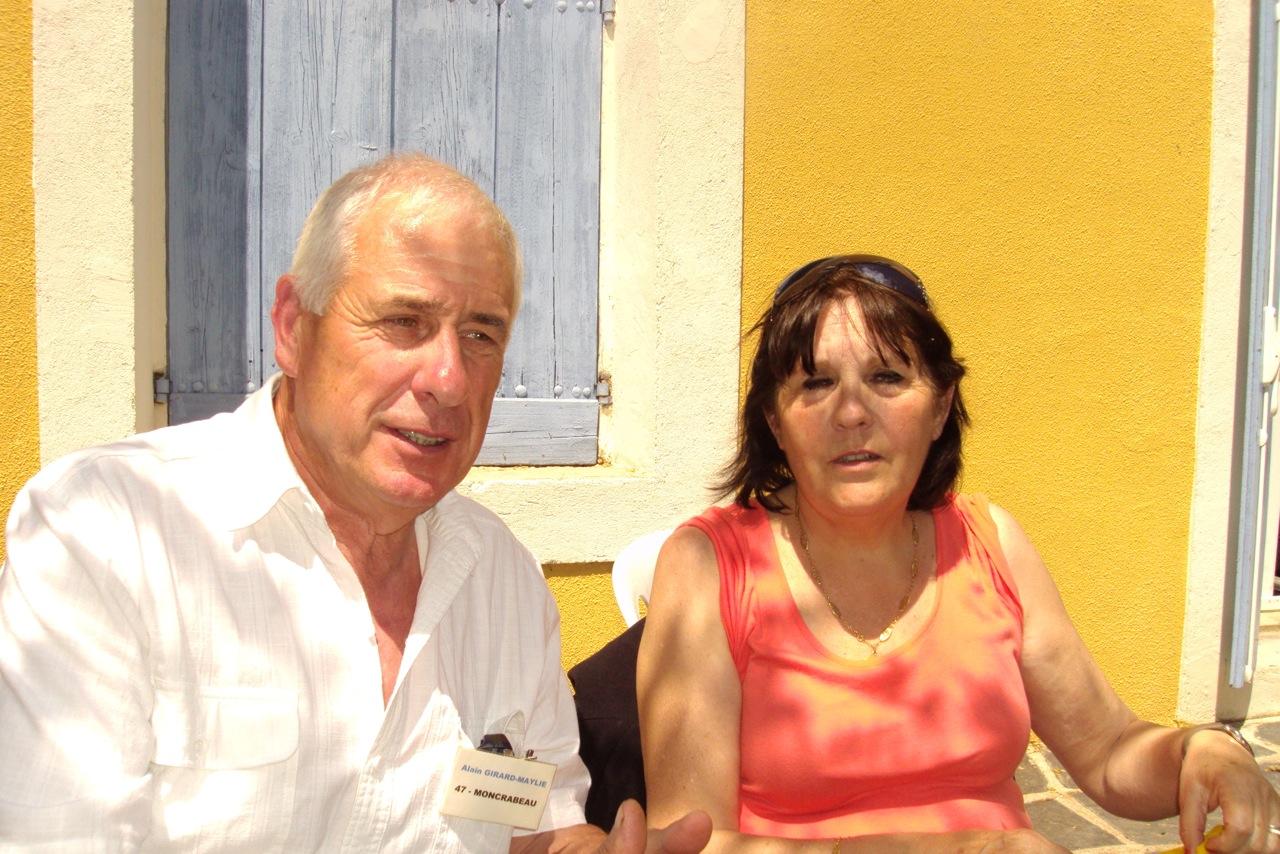 Alain GIRARD-MAYLIE Dominique FALQUERY