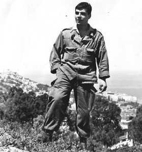 Henri LOISON au service militaire