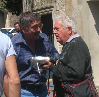 Yvon DOMINICI et Louis RODRIGUEZ