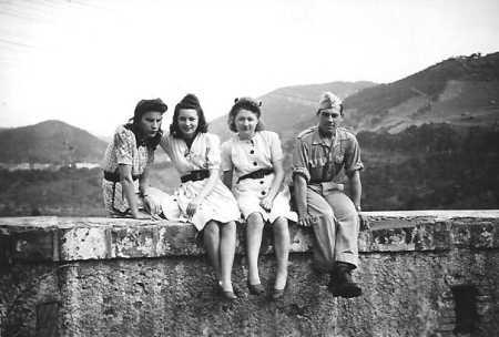 Lucienne BERNICOLA et ses copains