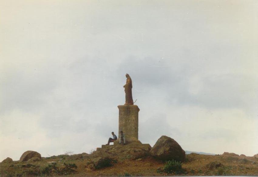 La Vierge en 1993